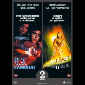 u4539 U.S. Samurai + Nemesis 2 (UDEN COVER)