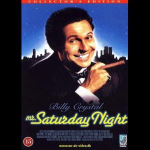 u4558 Mr. Saturday Night (UDEN COVER)