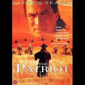 u13914 The Patriot (Steven Segal) (UDEN COVER)