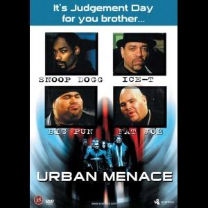 u4584 Urban Menace (UDEN COVER)