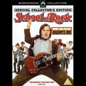 u4607 School Of Rock (UDEN COVER)