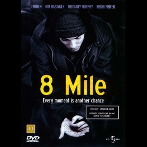 u11343 8 Mile (UDEN COVER)