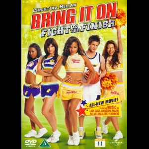 u13675 Bring It On: Fight To The Finish (UDEN COVER)