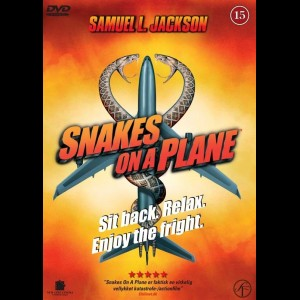 u16453 Snakes On A Plane (UDEN COVER)