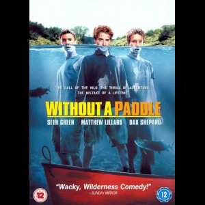 u4650 Without A Paddle (UDEN COVER)