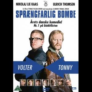 u15339 Sprængfarlig Bombe (UDEN COVER)