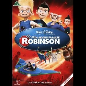 u10903 Min Skøre Familie Robinson (UDEN COVER)