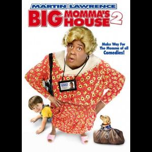 u12546 Big Mommas House 2 (UDEN COVER)
