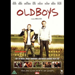 u15559 Old Boys (UDEN COVER)