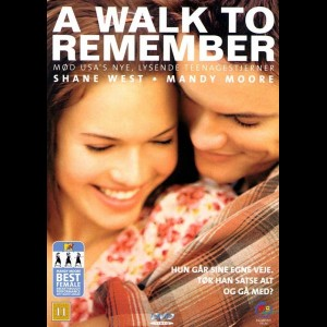 u15569 A Walk To Remember (UDEN COVER)