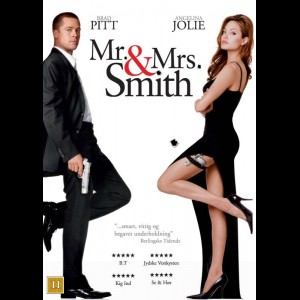 u4672 Mr. & Mrs. Smith (UDEN COVER)