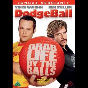 u4673 Dodgeball: A True Underdog Story (UDEN COVER)