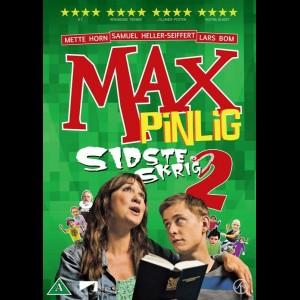 u14347 Max Pinlig 2: Sidste Skrig (UDEN COVER)