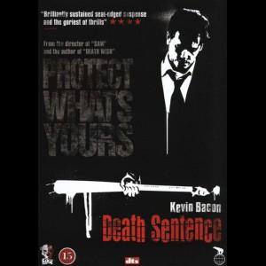 u15528 Death Sentence (UDEN COVER)