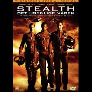 u15560 Stealth: Det Usynlige Våben (UDEN COVER)