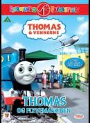 Thomas & Vennerne: Thomas Og Flyvemaskinen