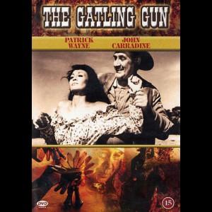 u13186 The Gatling Gun (The Gattling Gun) (UDEN COVER)
