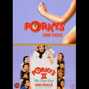 Porkys + Porkys 2 (Varme Drenge + Varme Drenge 2)
