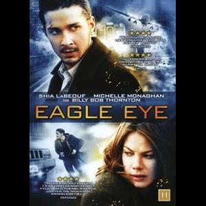 u10759 Eagle Eye (UDEN COVER)