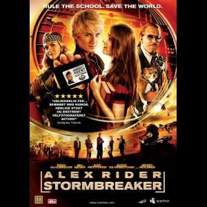 u4758 Alex Rider: Stormbreaker (UDEN COVER)