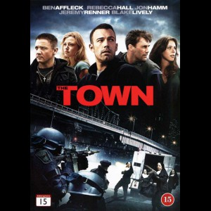 u15365 The Town (UDEN COVER)