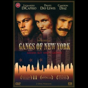 u16438 Gangs Of New York (UDEN COVER)