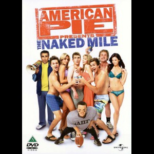u11869 American Pie 5: The Naked Mile (UDEN COVER)
