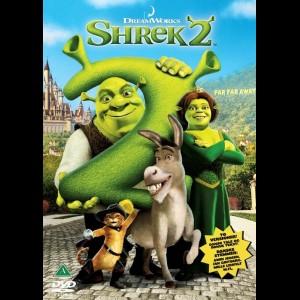 u13790 Shrek 2 (UDEN COVER)
