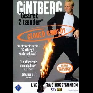 u14695 Gintberg: Gearet 2 Tænder (UDEN COVER)