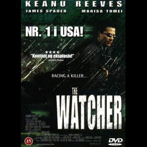 u4785 The Watcher (UDEN COVER)