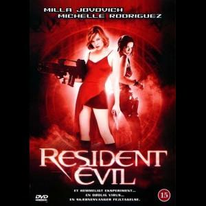 u14242 Resident Evil (UDEN COVER)