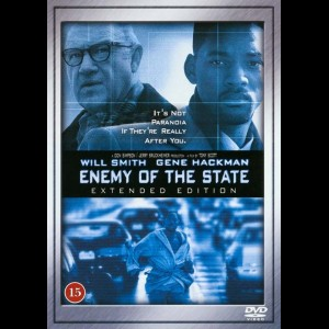 u14178 Enemy Of The State (UDEN COVER)