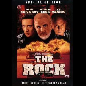 u14565 The Rock (UDEN COVER)