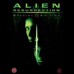 u4803 Alien 4: Resurrection (UDEN COVER)