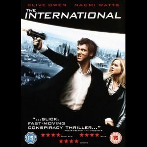 u4805 The International (UDEN COVER)