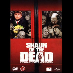 u14759 Shaun Of the Dead (UDEN COVER)