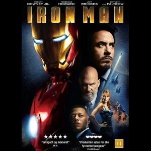 u12591 Iron Man (UDEN COVER)