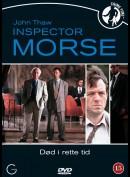 Inspector Morse - Død i rette tid