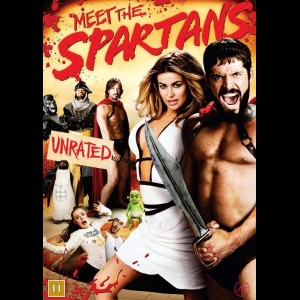 u9748 Meet The Spartans (UDEN COVER)