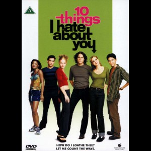 u4836 10 Things I Hate About You (UDEN COVER)