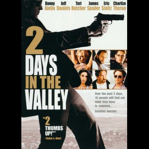 u16625 2 Days In The Valley (UDEN COVER)