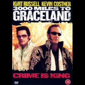 u4840 3000 Miles To Graceland (UDEN COVER)