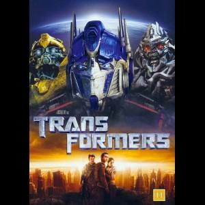 u14323 Transformers (UDEN COVER)
