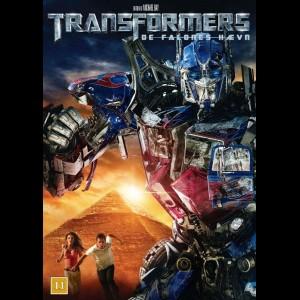 u4844 Transformers 2: De Faldnes Hævn (UDEN COVER)