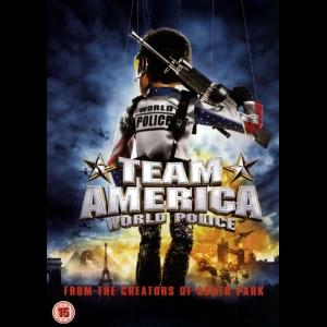 u4854 Team America World Police (UDEN COVER)
