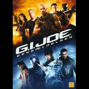u16786 G.I. Joe: Gengældelsen (UDEN COVER)
