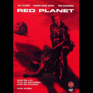u14290 Red Planet (UDEN COVER)