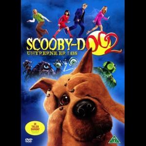 u13533 Scooby-Doo 2: Uhyrerne Er Løs (UDEN COVER)