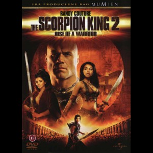 u10815 The Scorpion King 2: Rise Of A Warrior (UDEN COVER)