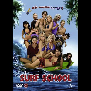 u4892 Surf School (UDEN COVER)
